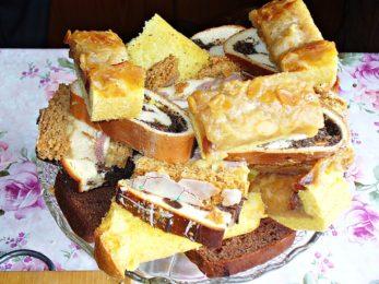 bánh ngọt gây táo bón cho trẻ