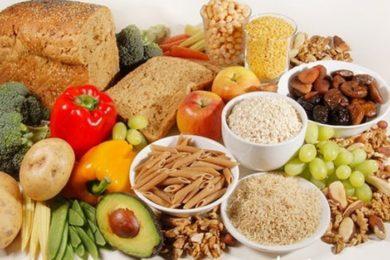 Thực phẩm chứa chất xơ hòa tan