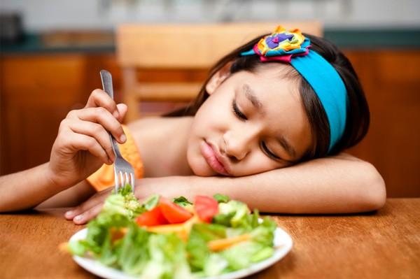 Nguyên nhân gây ra tình trạng biếng ăn ở trẻ