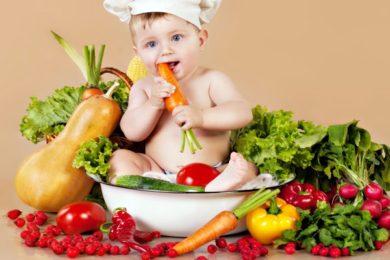 Thực phẩm bổ sung cho bé biếng ăn