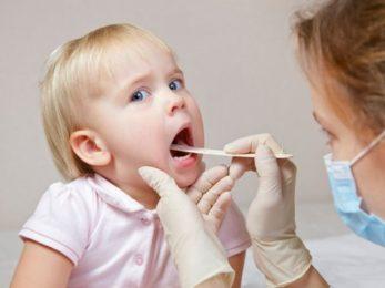 Lời khuyên cho trẻ biếng ăn mà có dễ bị viêm họng, hay ốm vặt