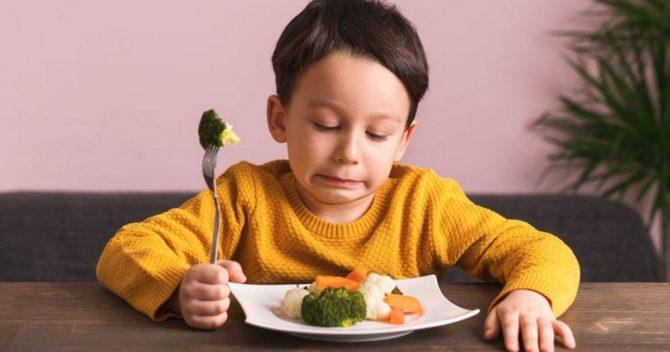 Trẻ đột nhiên biếng ăn có phải là bệnh?